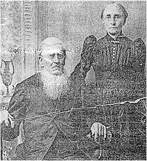 William O Spencer and Margaret Spencer